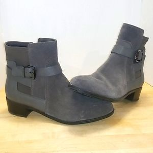 Isaac Mizrahi Live Ankle Boots Size 8.5
